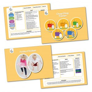 Linking to all areas of child development