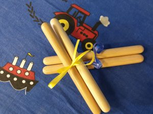Early years music percussion